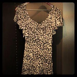 Dresses & Skirts - Bardot Romper Size:2